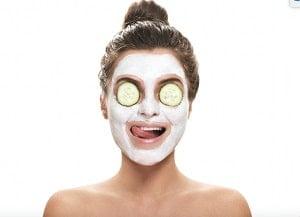 masker voor normale huid