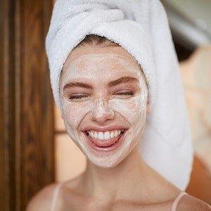 maskertje voor gemengde huid