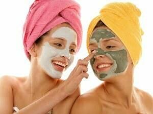 maskers voor de droge huid