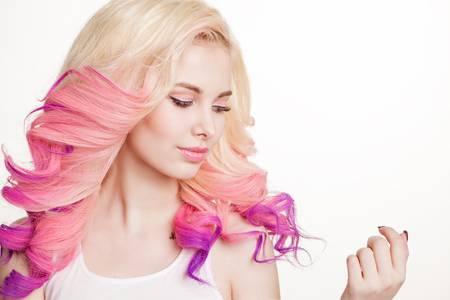 uitwasbare haarverf diy